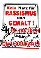 Diese Gruppe soll verhindern das Nazis ihre Propaganda hier im Forum verbreiten.