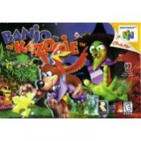 Für alle Fans von Banjo-Tooie, Banjo-Kazooie, Banjo-Kazooie: Grunty's Rache, Banjo Pilot und Banjo-Kazooie: Schraube Locker!